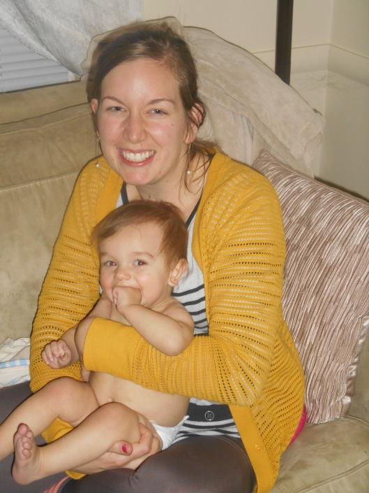 Hugh is 9 months!